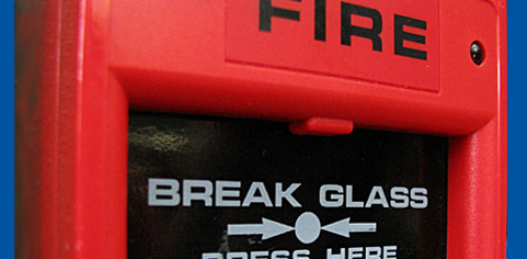 Fire alarm ( Manual detection )